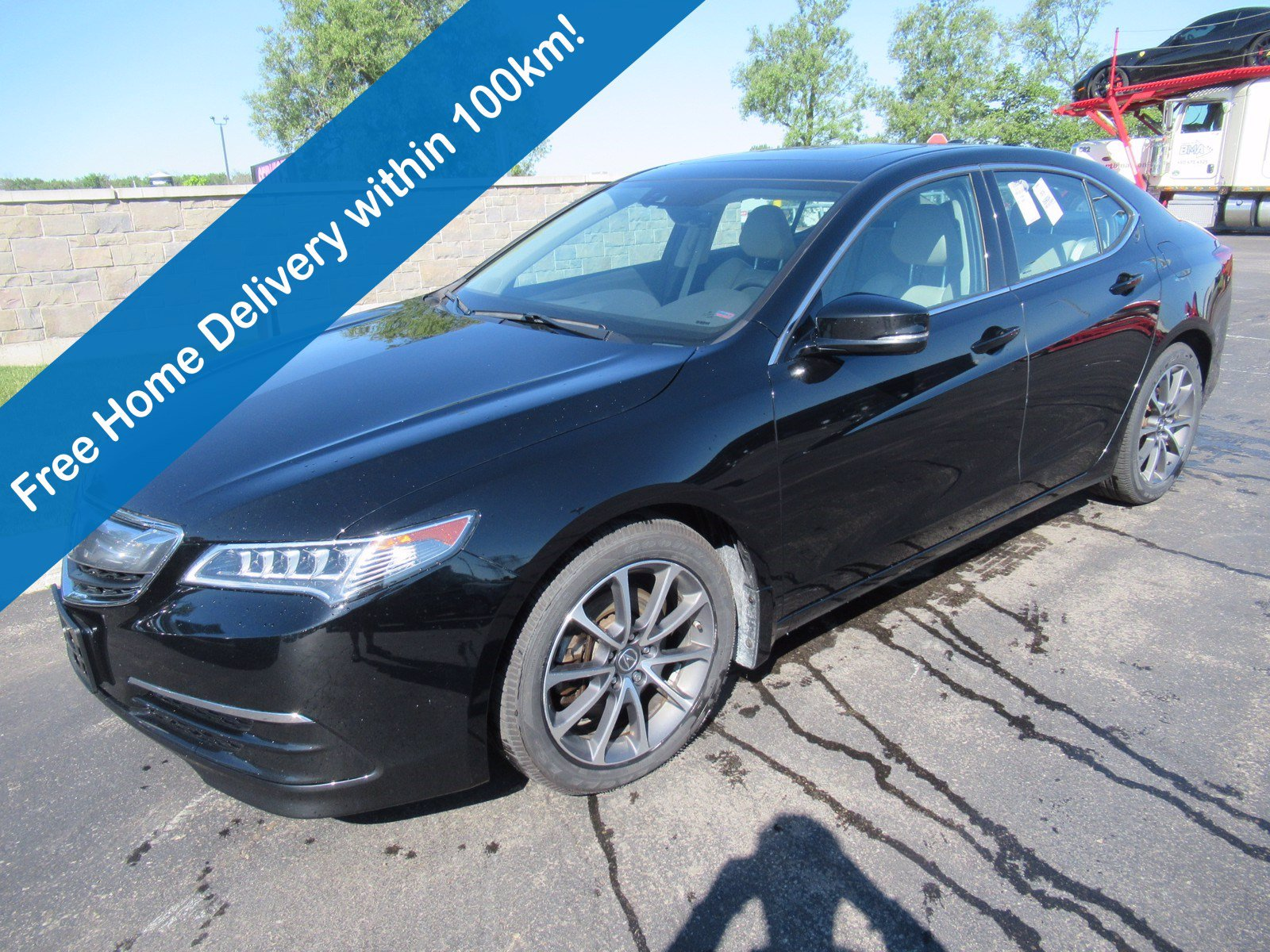 Certified Pre-Owned 2016 Acura TLX V6 Tech AWD, Leather, Navigation, Sunroof, Heated + Memory + Power Seat & Much More!