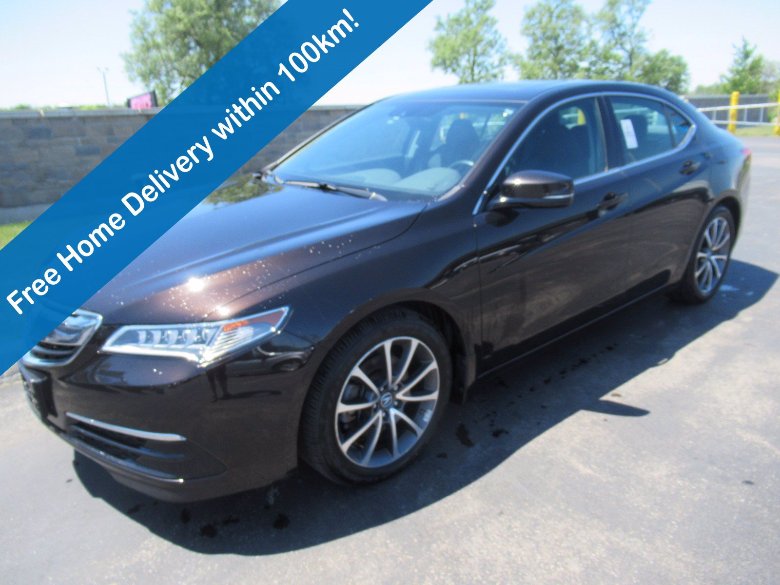 Certified Pre-Owned 2017 Acura TLX V6 Tech AWD, Leather, Sunroof, Heated + Memory Seat, Rear Camera, Bluetooth & More!
