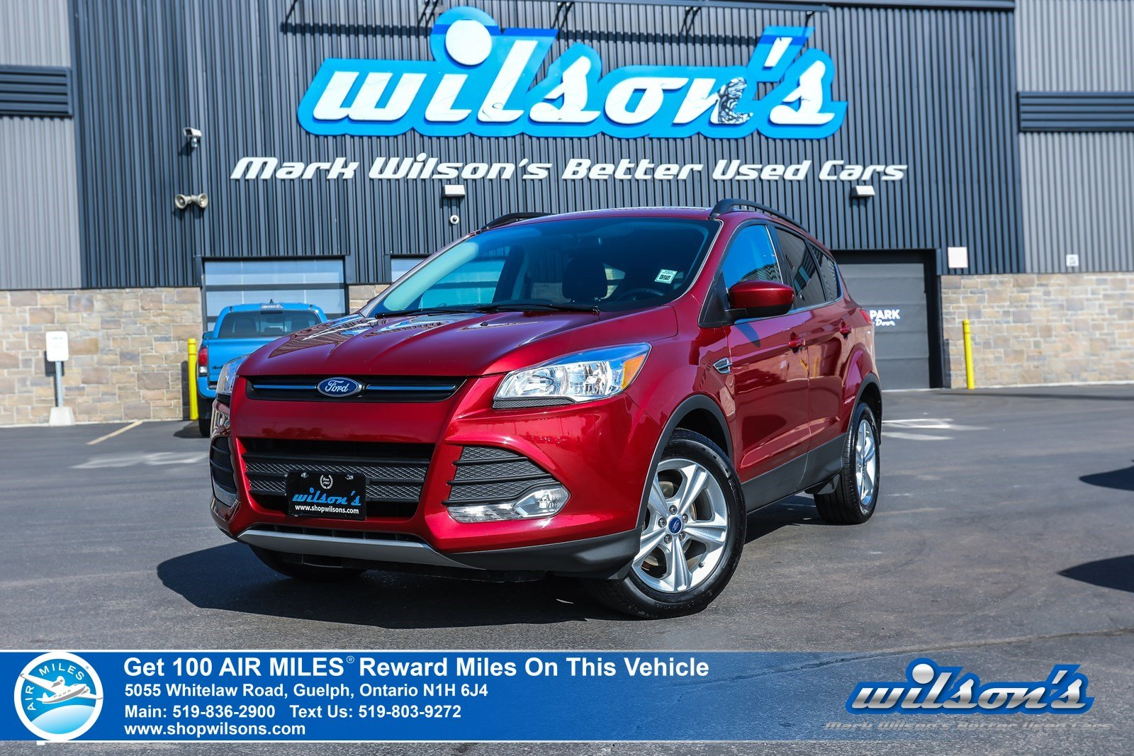 Certified Pre-Owned 2015 Ford Escape SE - Rear Camera, Bluetooth, Heated Seats, Alloys, Cruise Control and more!