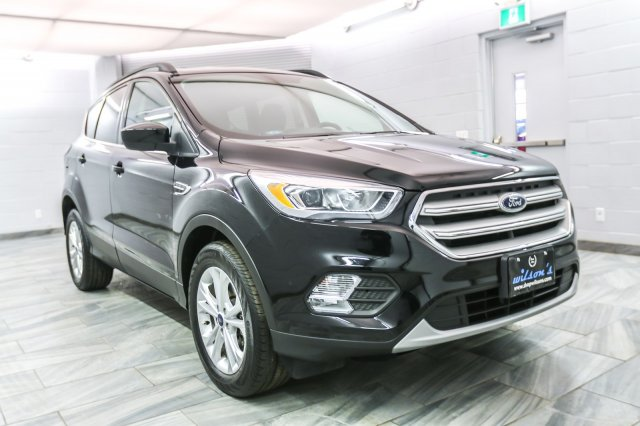 Ford Escape Sunroof >> Certified Pre Owned 2018 Ford Escape Sel Awd Leather Navigation