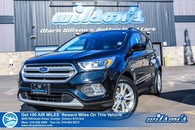Certified Pre-Owned 2018 Ford Escape SEL AWD - Leather, Navigation, Sunroof, Bluetooth, Rear Camera, Power Lift Gate, and more!