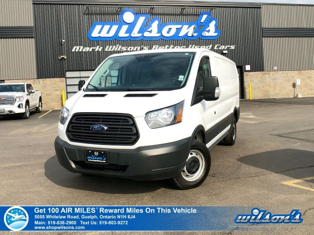 Certified Pre Owned 2017 Ford Transit Cargo Van T 250 Low Roof 3 5l