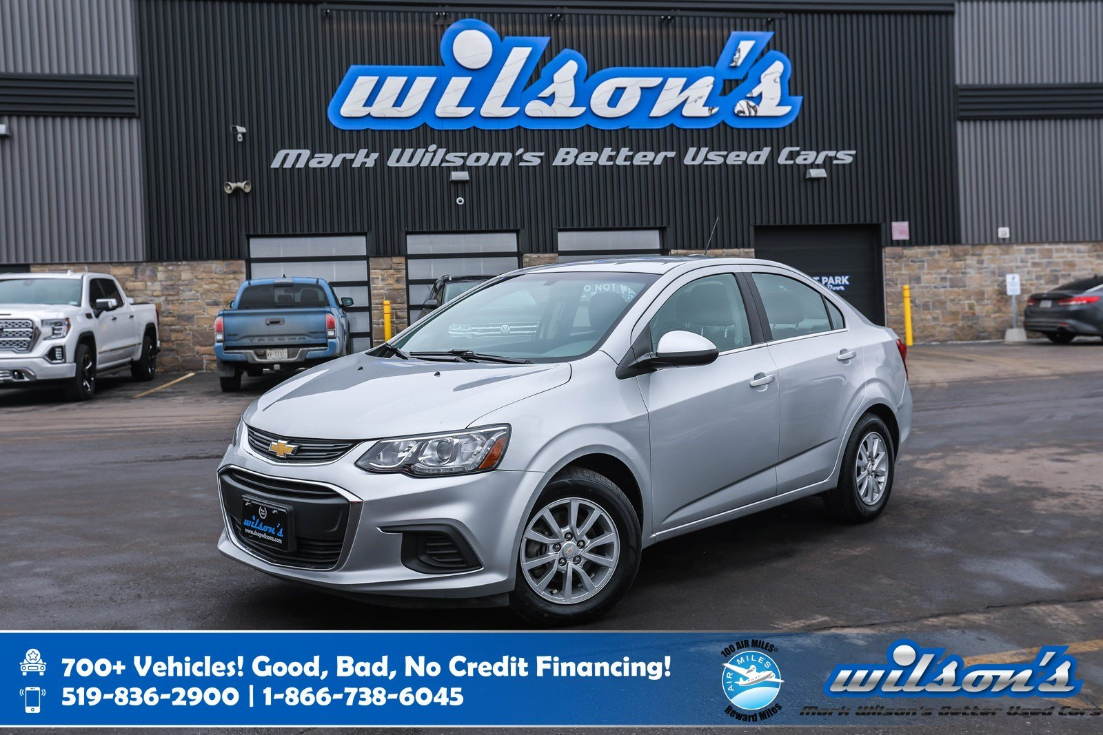 Certified Pre-Owned 2018 Chevrolet Sonic LT, Rear Camera, Heated Seats, Remote Start, New Tires, Bluetooth, Heated Mirrors, 6 Speaker Audio