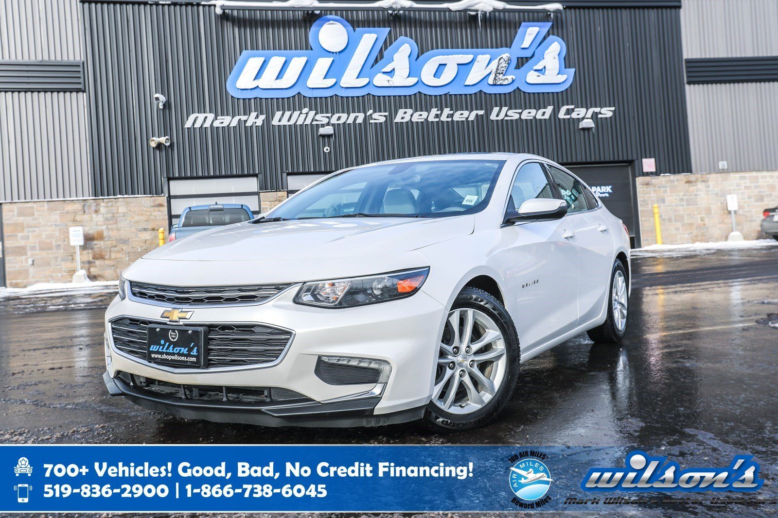 Certified Pre-Owned 2016 Chevrolet Malibu LT, Sunroof, Wireless Charging, Heated Mirrors, Power Seat, Remote Start and more!