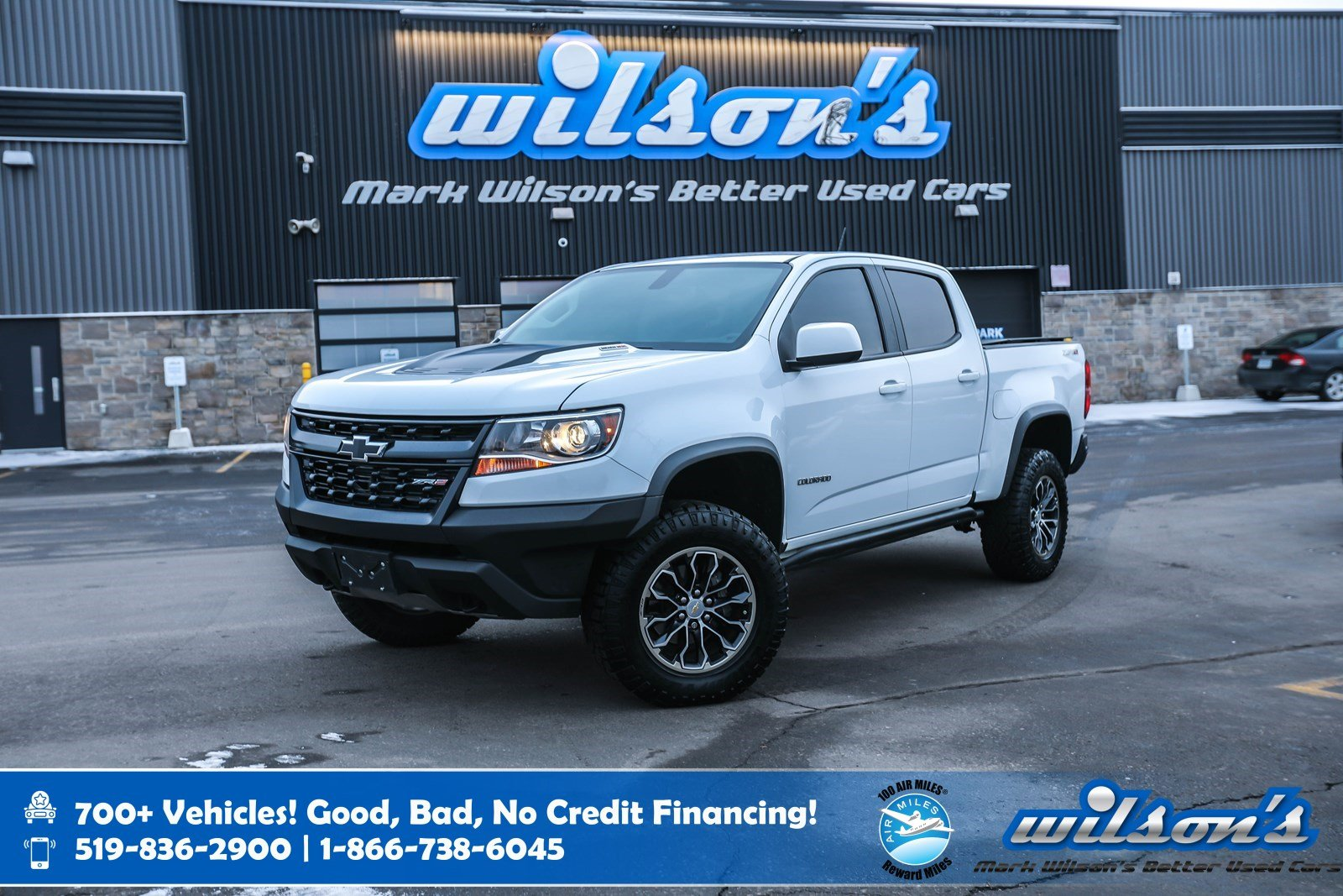 Certified Pre-Owned 2017 Chevrolet Colorado ZR2 Diesel Crew Cab 4x4, Leather, Navigation, Heated Seats, Remote Start,Tri-Fold Tonneau Cover