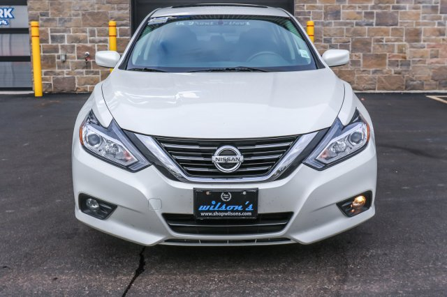 Nice Certified Pre Owned 2018 Nissan Altima SV | SUNROOF | HEATED STEERING +  SEATS |