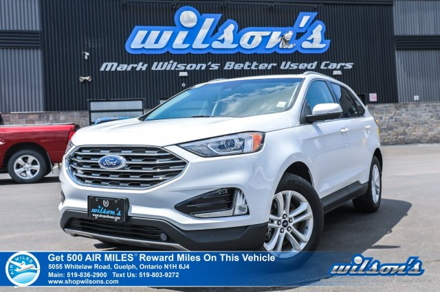 Certified Pre-Owned 2019 Ford Edge SEL AWD - Remote Start, Ford Co-Pilot360 Protect, Rear Camera, Power Seat, Power Liftgate