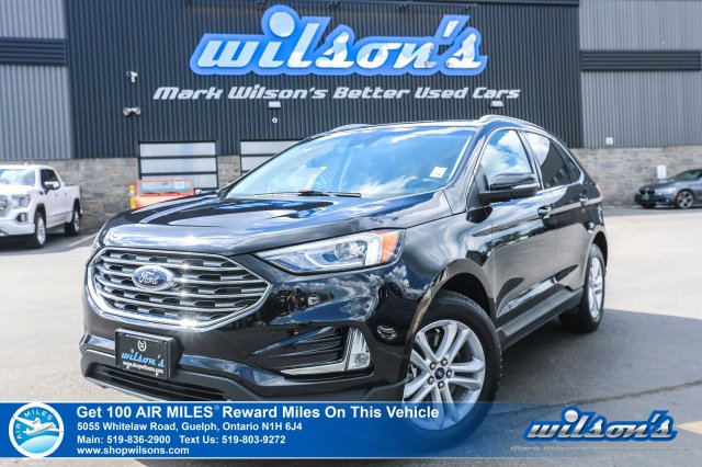 Certified Pre-Owned 2019 Ford Edge SEL AWD - Leather, Navigation, Rear Camera, Bluetooth, Remote Start, & More!