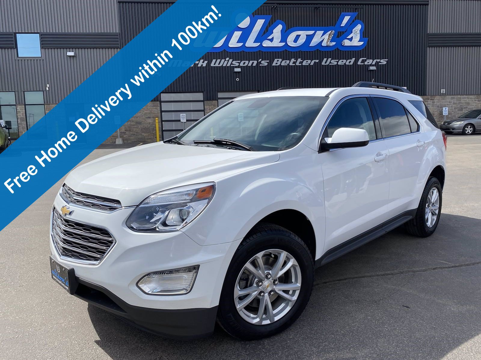 Certified Pre-Owned 2016 Chevrolet Equinox LT, Sunroof, Navigation, Power Liftgate, Rear Camera, Bluetooth, Power Driver's Seat and more!