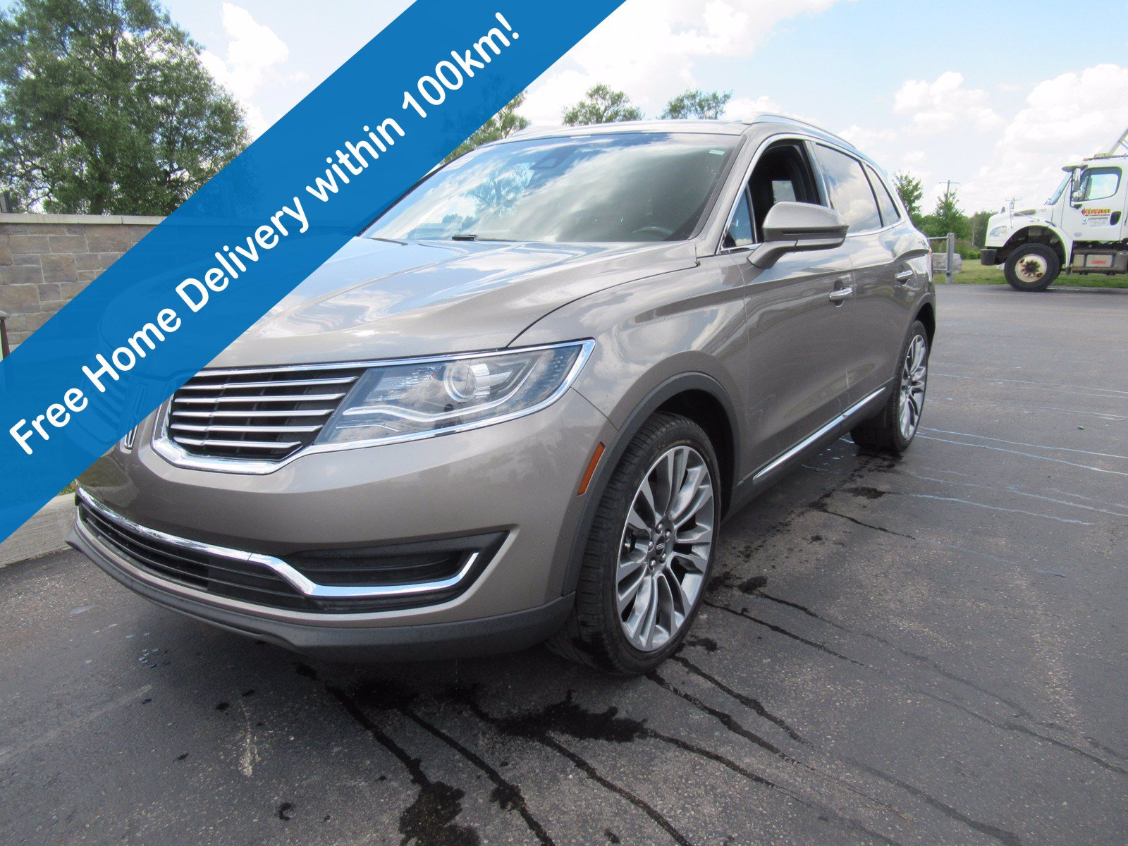 Certified Pre-Owned 2016 Lincoln MKX Reserve AWD 2.7L EcoBoost V6, Navigation, Sunroof, Leather, Heated Steering, Heated/Cooled Seat