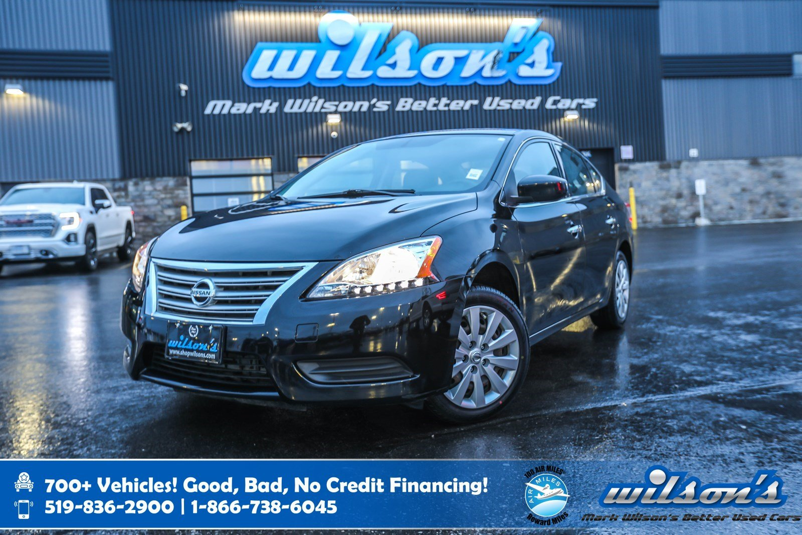 Certified Pre-Owned 2014 Nissan Sentra S, Bluetooth, Keyless Entry, New Tires, Cruise Control, Power Package and more!