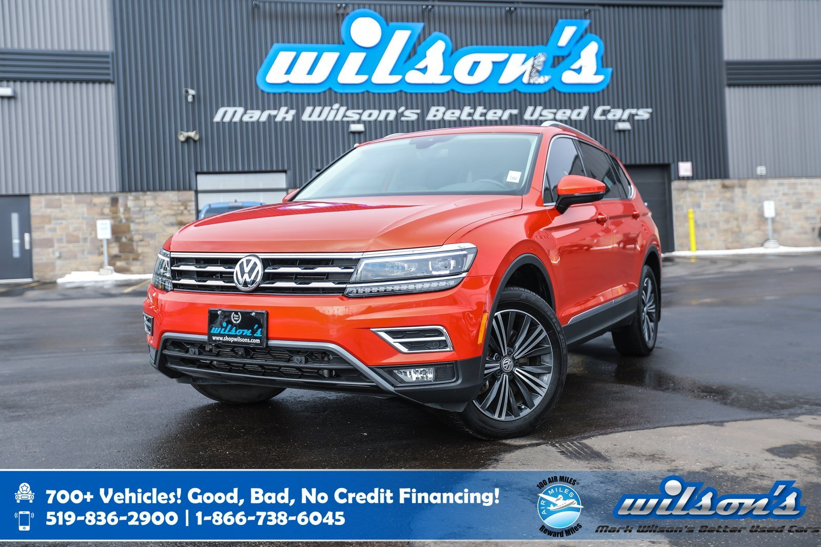 Certified Pre-Owned 2018 Volkswagen Tiguan Highline, Navigation, Sunroof, Rear Camera, with Driver Assistance Pkg! & More!