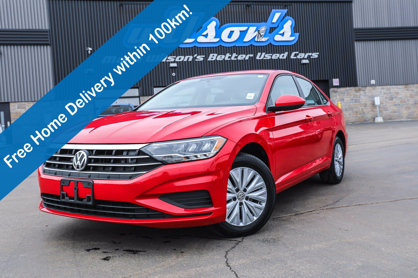 Certified Pre-Owned 2019 Volkswagen Jetta Comfortline, Heated Seats, Bluetooth, Rear Camera, 6.5