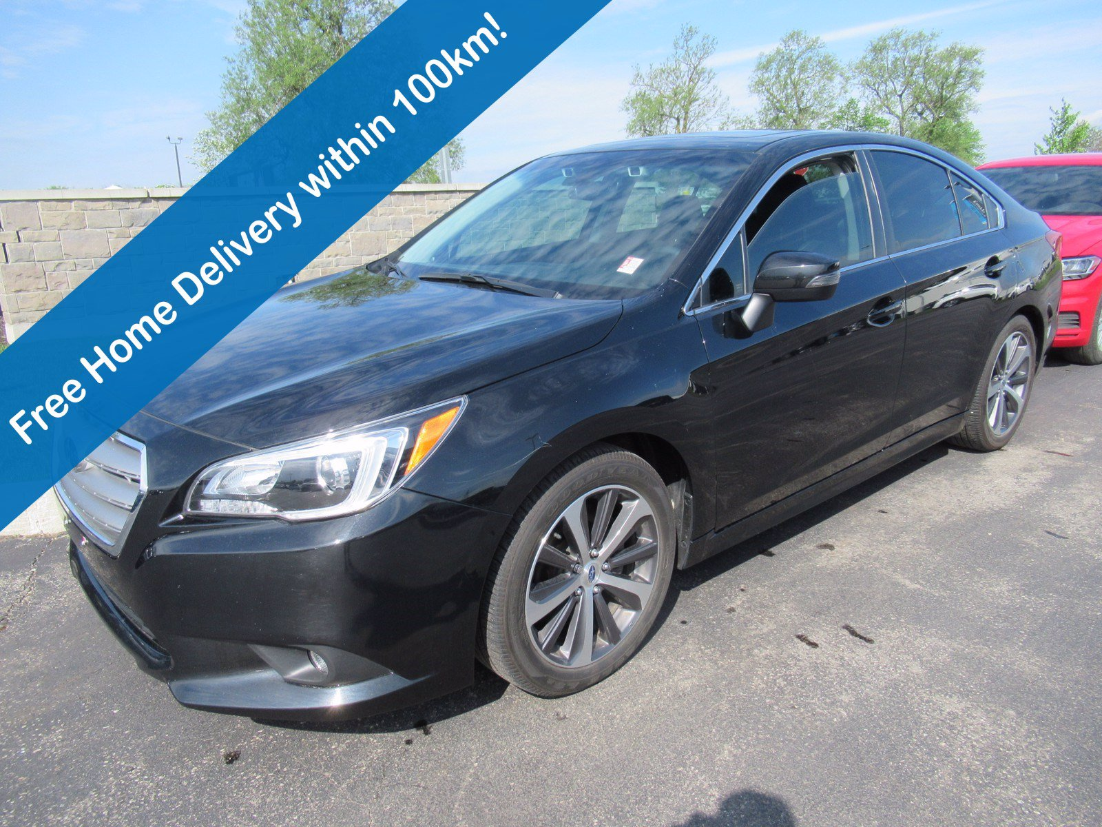 Certified Pre-Owned 2017 Subaru Legacy 2.5i AWD w/Limited & Tech Pkg! Sunroof, Leather, Navigation, Blind Spot Monitor, Rear Camera & More!