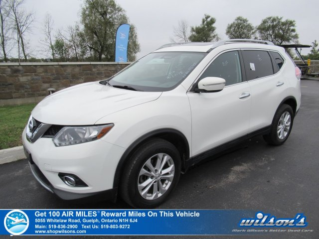 Certified Pre Owned 2014 Nissan Rogue SV | AWD | PANORAMIC SUNROOF | HEATED  SEATS | POWER SEAT | REAR CAMERA | NEW TIRES + BRAKES
