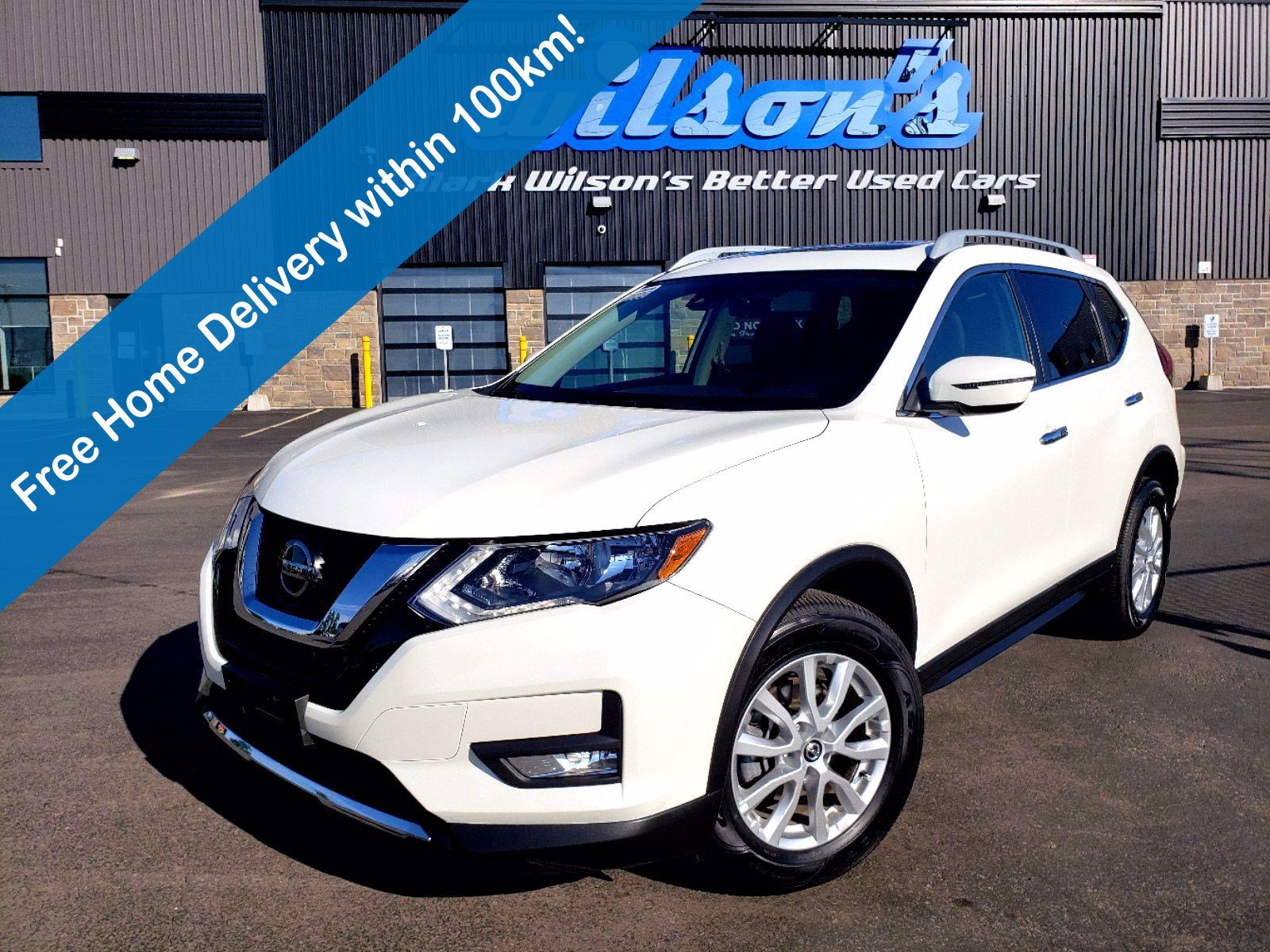 Certified Pre-Owned 2020 Nissan Rogue SV AWD, Sunroof, Remote Start, Heated Seats, Apple CarPlay + Android Auto, and more!