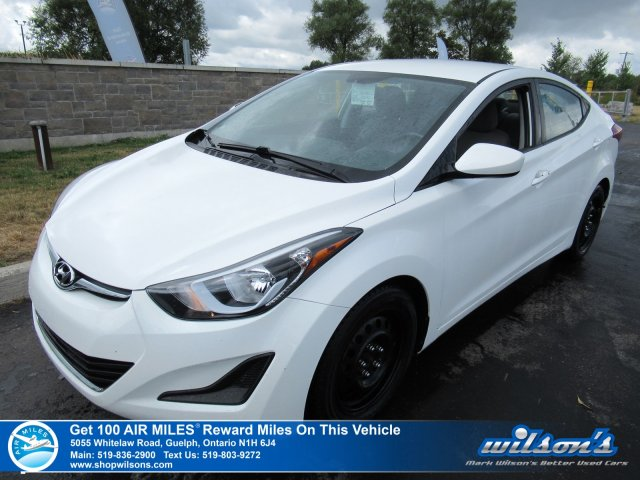 Certified Pre-Owned 2014 Hyundai Elantra GL - Heated Seats, Bluetooth, Cruise Control, Power Package and more!