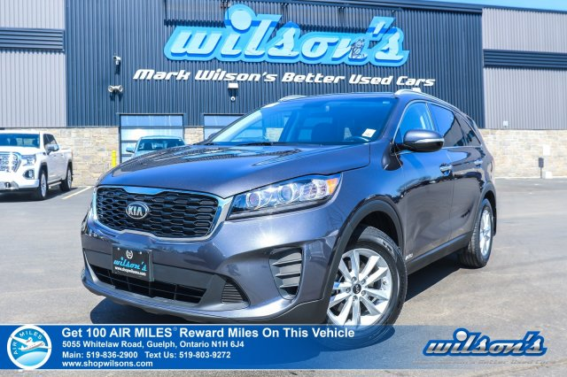 Certified Pre-Owned 2019 Kia Sorento LX AWD - Heated Seats, Rear Camera, Bluetooth, Apple CarPlay, Android Auto & more!