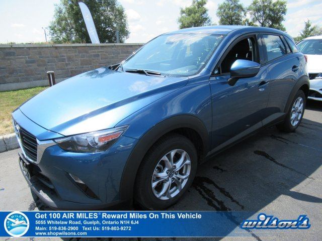Certified Pre-Owned 2019 Mazda CX-3 GS AWD - Bluetooth, Heated Seats, Reverse Camera, Blind Spot Monitor, Alloys & More!