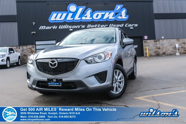 Certified Pre-Owned 2014 Mazda CX-5 GX - NEW TIRES! Bluetooth, Cruise Control, Steering Radio Controls, Power Package, & More!