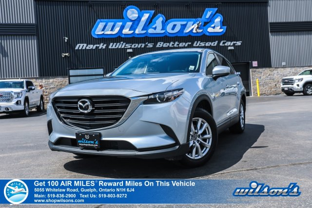 Certified Pre-Owned 2016 Mazda CX-9 GS - Heated Seats, Alloy Wheels, Cruise Control, Power Package and more!