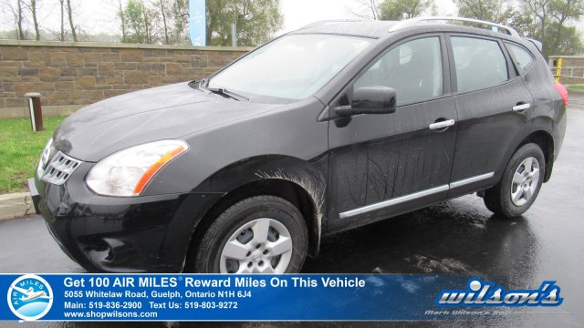 Certified Pre Owned 2013 Nissan Rogue S | AWD | STEERING RADIO CONTROLS |  POWER GROUP | KEYLESS ENTRY | NEW BRAKES