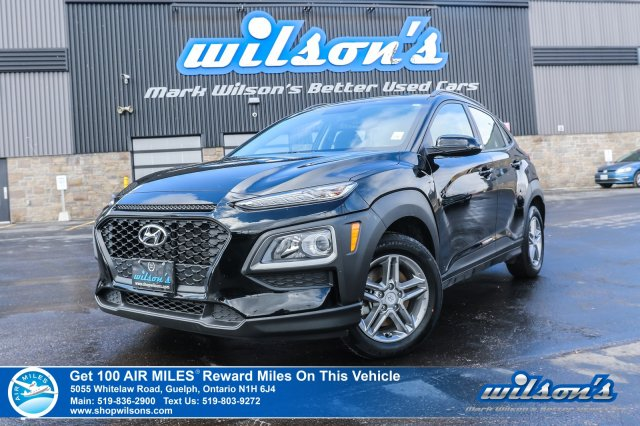 Certified Pre-Owned 2019 Hyundai Kona Essential AWD - Android Auto & Apple CarPlay, Heated Seats, Bluetooth, Rear Camera and Alloys