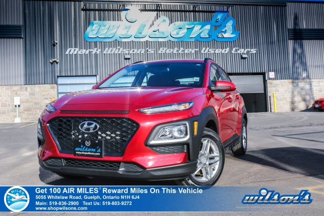 Certified Pre-Owned 2019 Hyundai Kona Essential AWD - Android Auto / Apple CarPlay, Heated Seats, Bluetooth, Rear Camera and Alloys