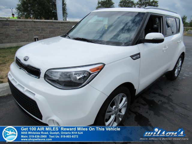 Certified Pre-Owned 2015 Kia Soul EX - LOW KM! Bluetooth, Heated Seats, Cruise Control, Alloy Wheels, Power Package and more!
