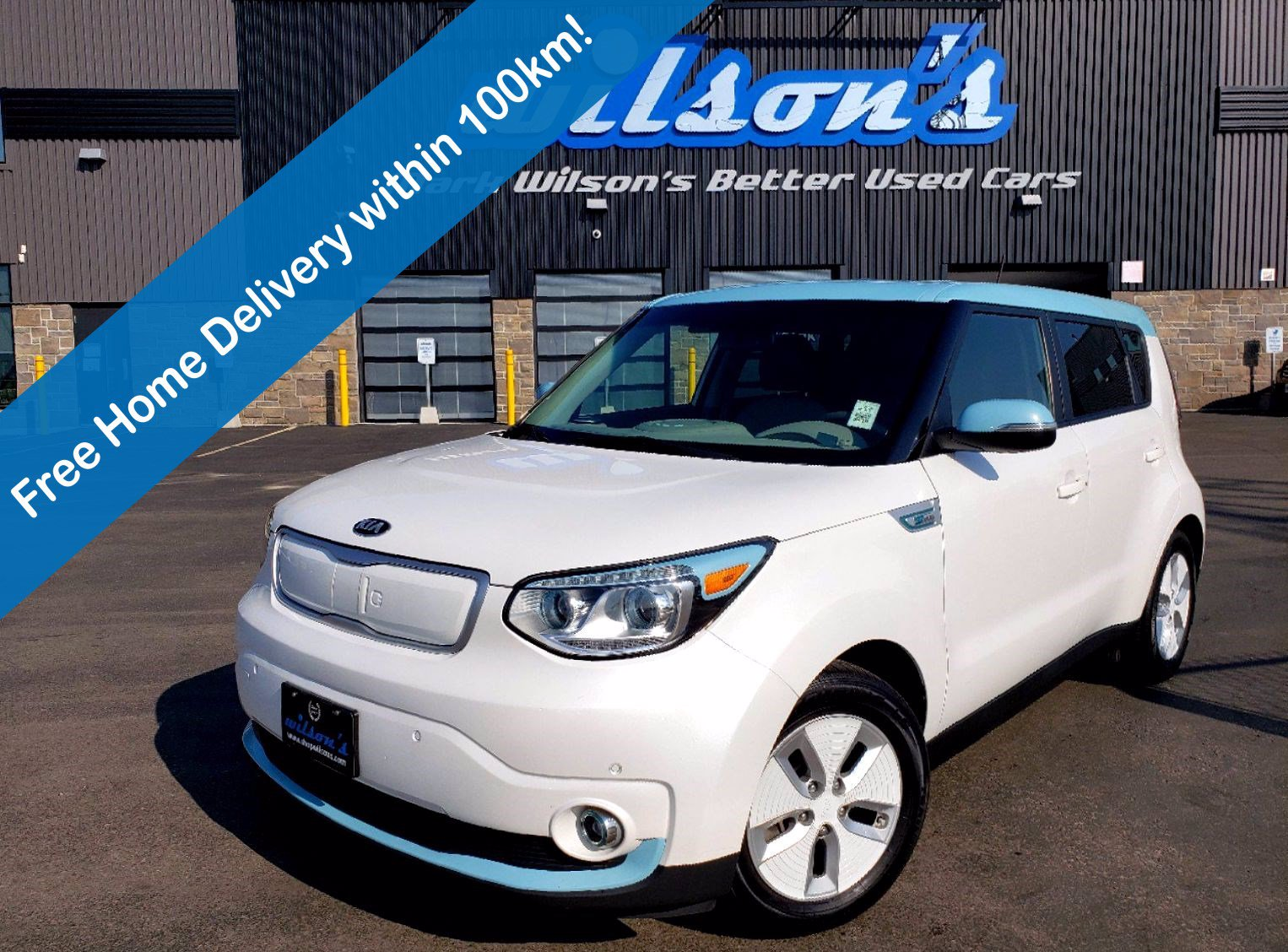 Certified Pre-Owned 2016 Kia Soul EV Luxury, Leather, Navigation, Heated Steering, Heated + Cooled Seats, Rear Camera and more!