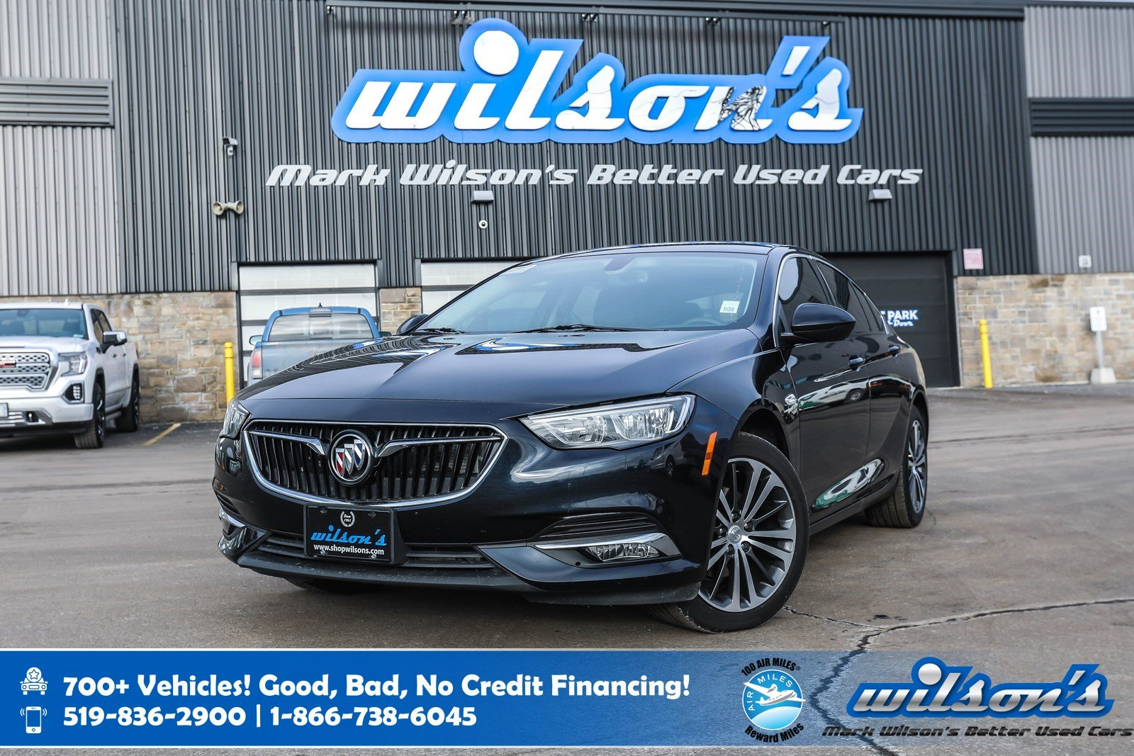 Certified Pre-Owned 2019 Buick Regal Preferred II, Heated Steering, Leather Trim, Rear Camera, Bluetooth, Remote Start & More