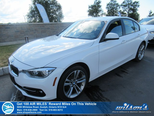 Certified Pre Owned 2018 Bmw 3 Series 330i Xdrive Sportline Awd Navigation Sunroof Rear Camera Bluetooth Cruise Control And More
