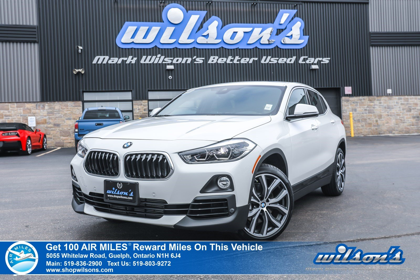 Certified Pre-Owned 2019 BMW X2 xDrive28i AWD Used – Leather, Sunroof, Navigation, Apple CarPlay, Bluetooth, Alloys and more!