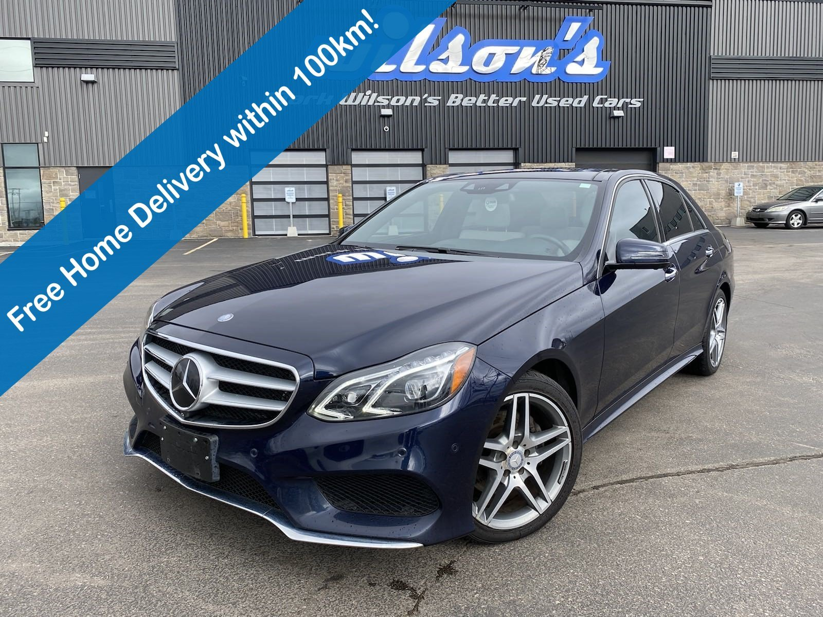 Certified Pre-Owned 2016 Mercedes-Benz E-Class E400 4MATIC, Navigation, Sunroof, Leather, Driver Assistance Package & More!