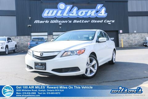 Certified Pre-Owned 2015 Acura ILX - NEW TIRES! Sunroof, Rear Camera, Bluetooth, Alloy Wheels and more!