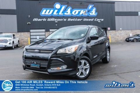 Certified Pre-Owned 2015 Ford Escape SE - Heated Seats, Bluetooth, Rear Camera, Alloy Wheels and more!