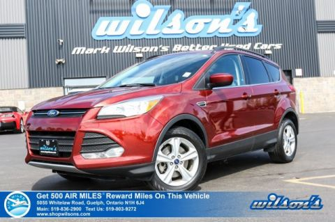 Certified Pre-Owned 2015 Ford Escape SE AWD - Navigation, Rear Camera, Bluetooth, SYNC Voice Activated, Convenience Package