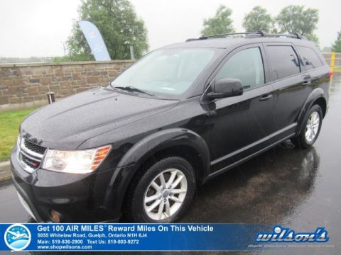Certified Pre-Owned 2015 Dodge Journey SXT - LOW KM! 7 Passenger, Alloys, Power Package and more!