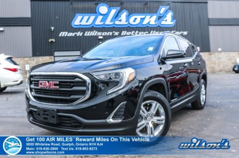 Certified Pre-Owned 2019 GMC Terrain SLE AWD - Rear Camera, Bluetooth, Heated Seats, Apple CarPlay & Android Auto, Plus More!