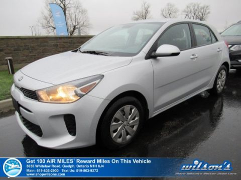 Certified Pre-Owned 2018 Kia Rio LX+ HATCH | HTD STEERING + SEATS | BLUETOOTH | REAR CAMERA