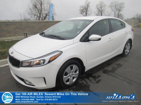 Certified Pre-Owned 2017 Kia Forte LX+ | HTD SEATS | BLUETOOTH | REAR CAMERA
