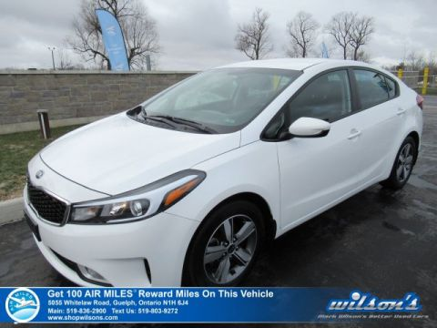 Certified Pre-Owned 2018 Kia Forte LX+ | HTD SEATS | BLUETOOTH | REAR CAMERA