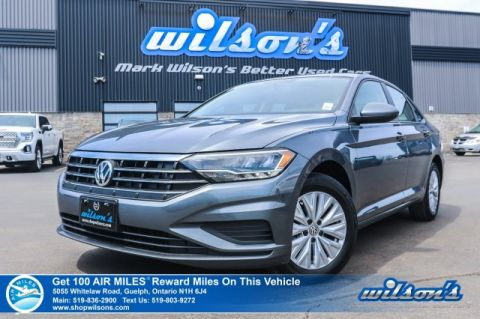 Certified Pre-Owned 2019 Volkswagen Jetta Comfortline - Heated Seats, Rear Camera, Bluetooth and more!
