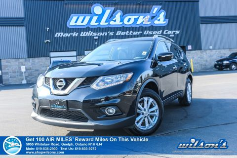 Certified Pre-Owned 2014 Nissan Rogue SV AWD Used - NEW TIRES! Sunroof, Cruise Control, Power Package, Alloy Wheels and more!
