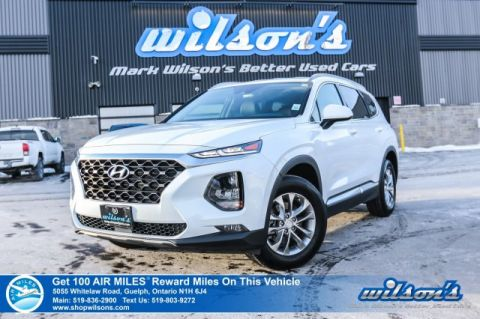 Certified Pre-Owned 2019 Hyundai Santa Fe Essential AWD - Rear Camera, Bluetooth, Safety Package, Heated Steering & Seats, Apple Car Play