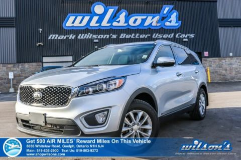 Certified Pre-Owned 2017 Kia Sorento LX | AWD | HEATED SEATS | BLUETOOTH | NEW TIRES