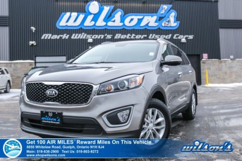 Certified Pre-Owned 2018 Kia Sorento LX AWD - Rear Camera, Bluetooth, Heated Seats, Alloys, Rear Park Assist and more!