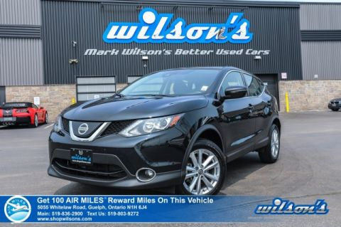 Certified Pre-Owned 2019 Nissan Qashqai SV AWD - Sunroof, Heated Steering, Remote Start, Android Auto+Apple CarPlay, Heated Seats and more!