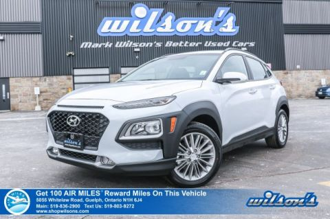 Certified Pre-Owned 2019 Hyundai Kona Preferred AWD - Heated Steering, Blind-Spot and Rear Cross Traffic Warning, Proximity Key