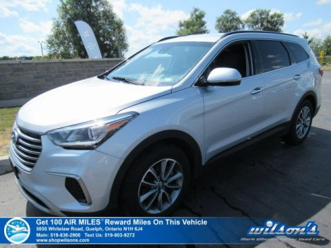 Certified Pre-Owned 2019 Hyundai Santa Fe XL -Preferred AWD – Rear Camera, Bluetooth, Heated Seats, Adaptive Cruise Control, Emergency Braking